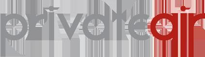 Private air - MarQuee Magazine Partner Logo