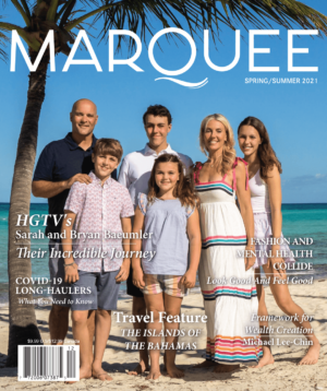 MarQueeMagazine Spring Summer 2021 - Cover